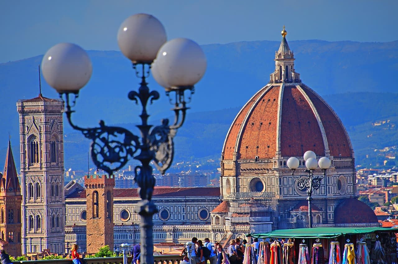 Florence Cathedral - Brunelleschi's Dome