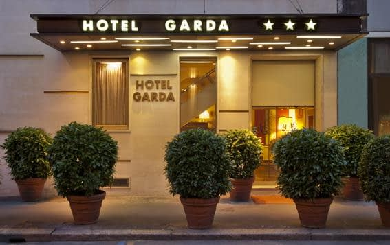 Milan - Hotel Garda