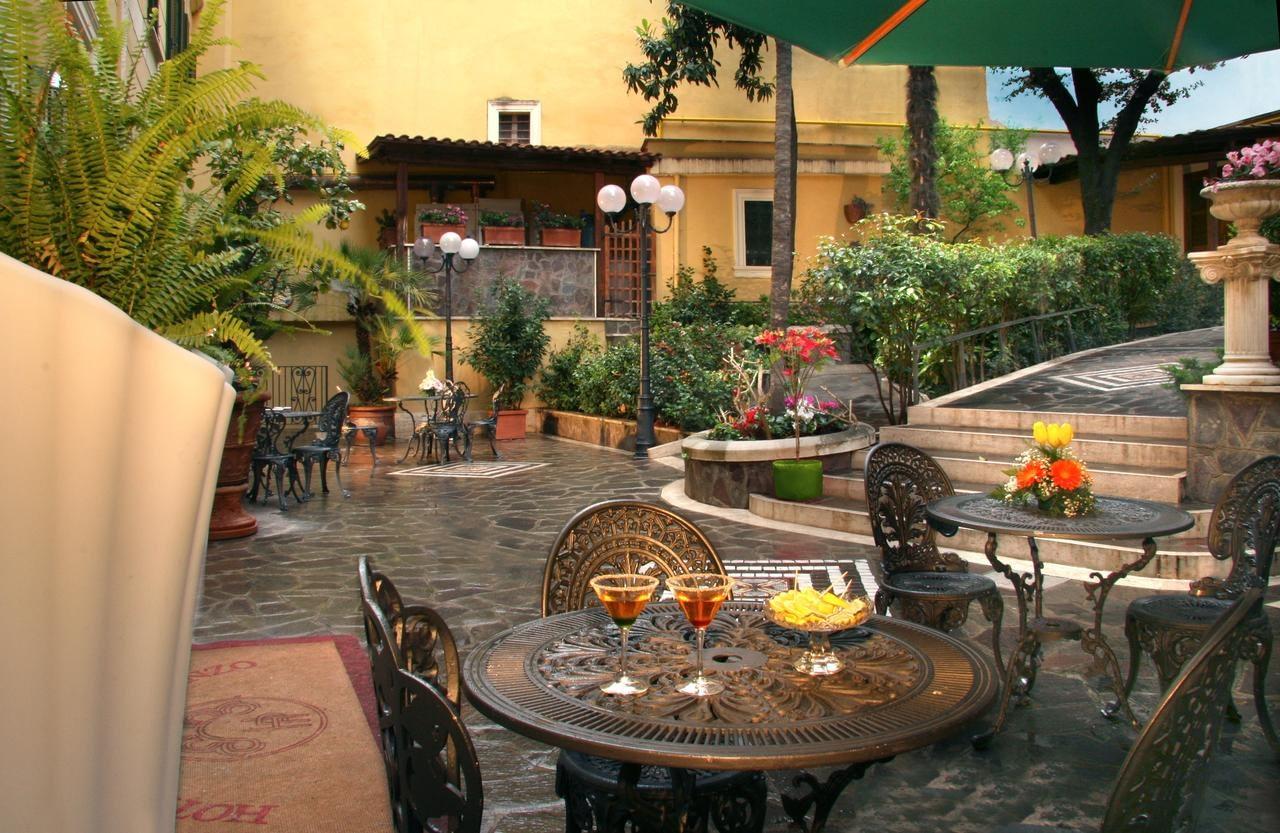 Rome - Hotel Villa San Lorenzo Maria