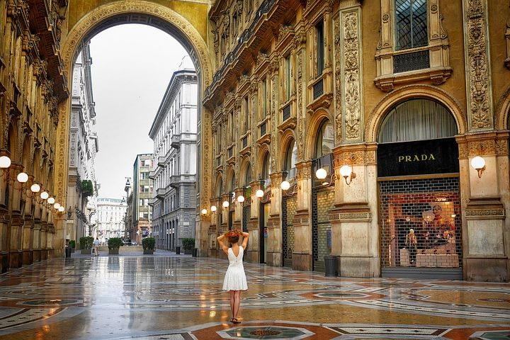 Milan international centre of fashion