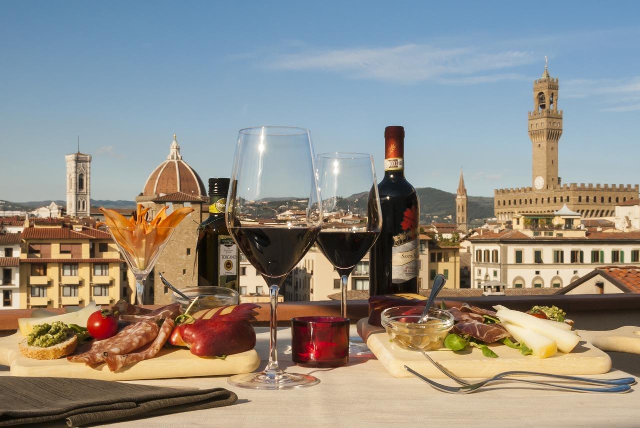 Florence - Hotel Pitti Palace al Ponte Vecchio, a view