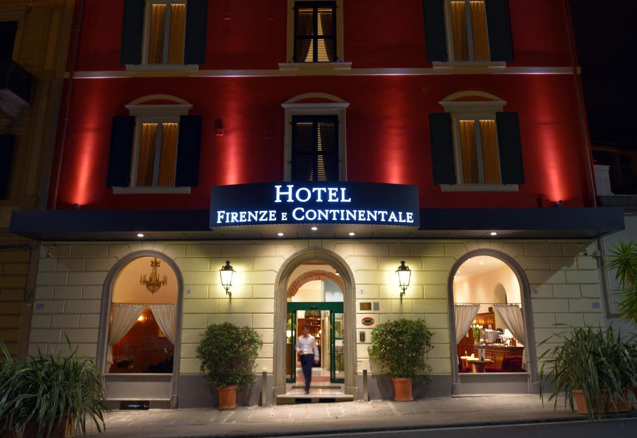 La Spezia - Hotel Firenze e Continentale