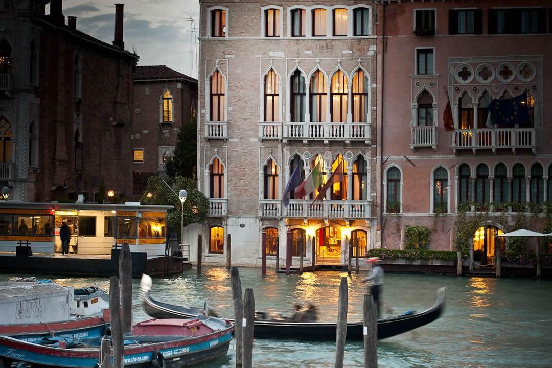 Venice - Hotel Pesaro Palace