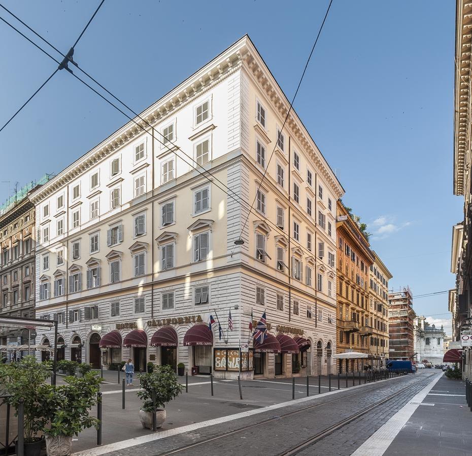 Hotel California Rome