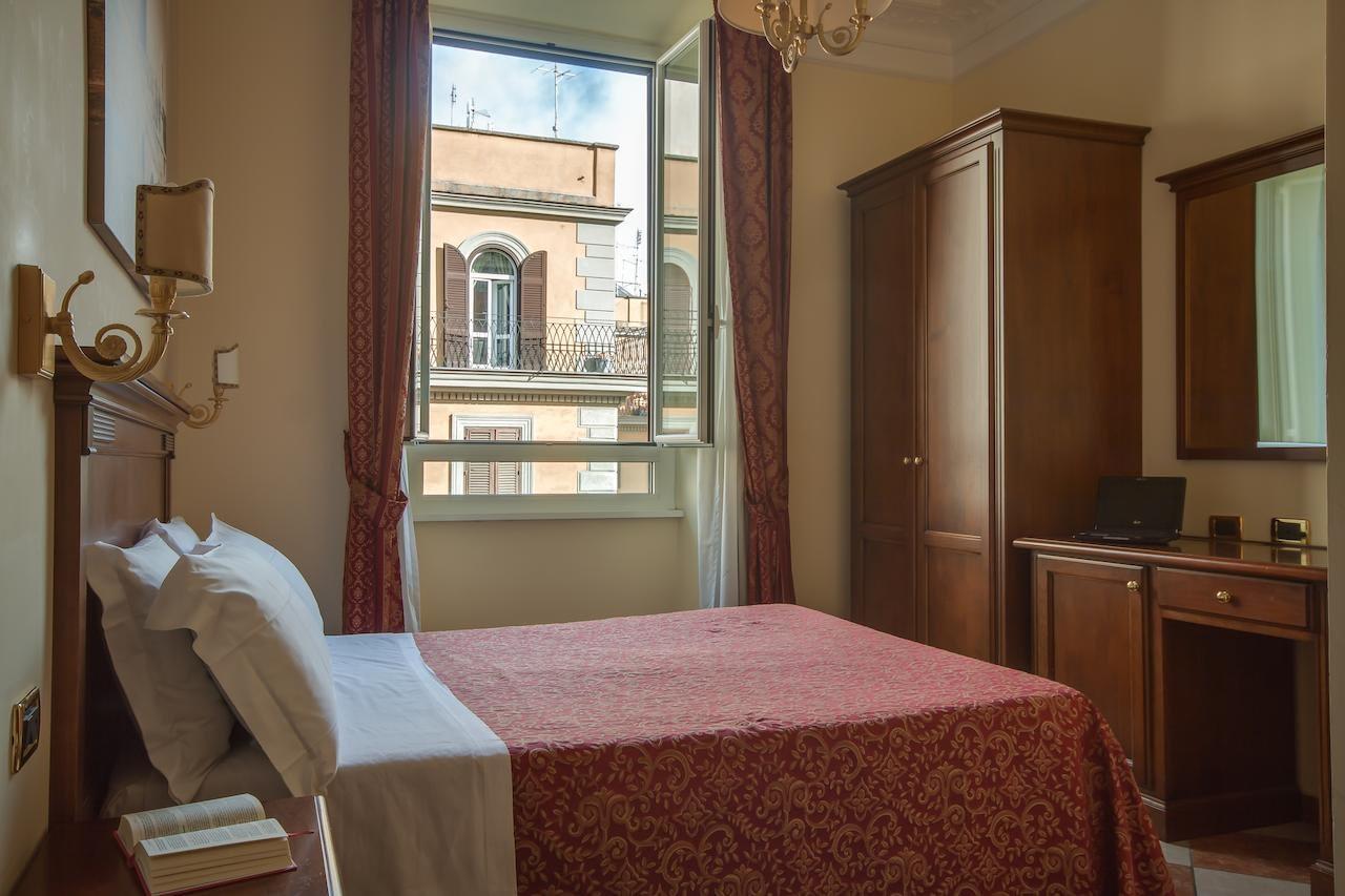 Rome - Hotel Romantica