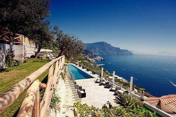 Hotel Bellevue Suite Amalfi