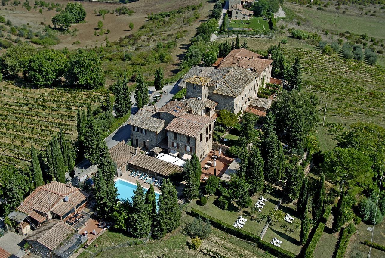 San Gimignano - Hotel Pescille