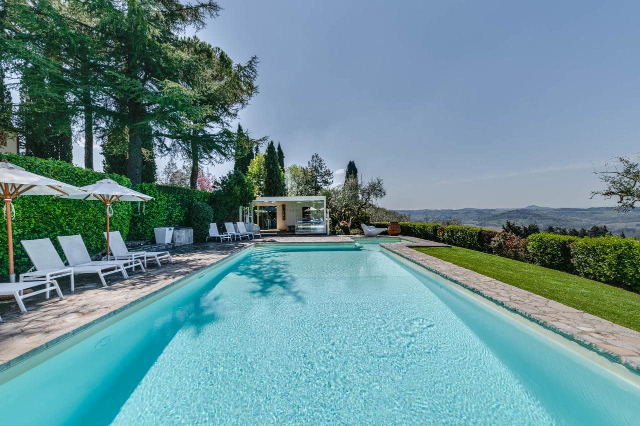 Chianti, San Casciano in Val di Pesa - Villa I Barronci Resort & Spa