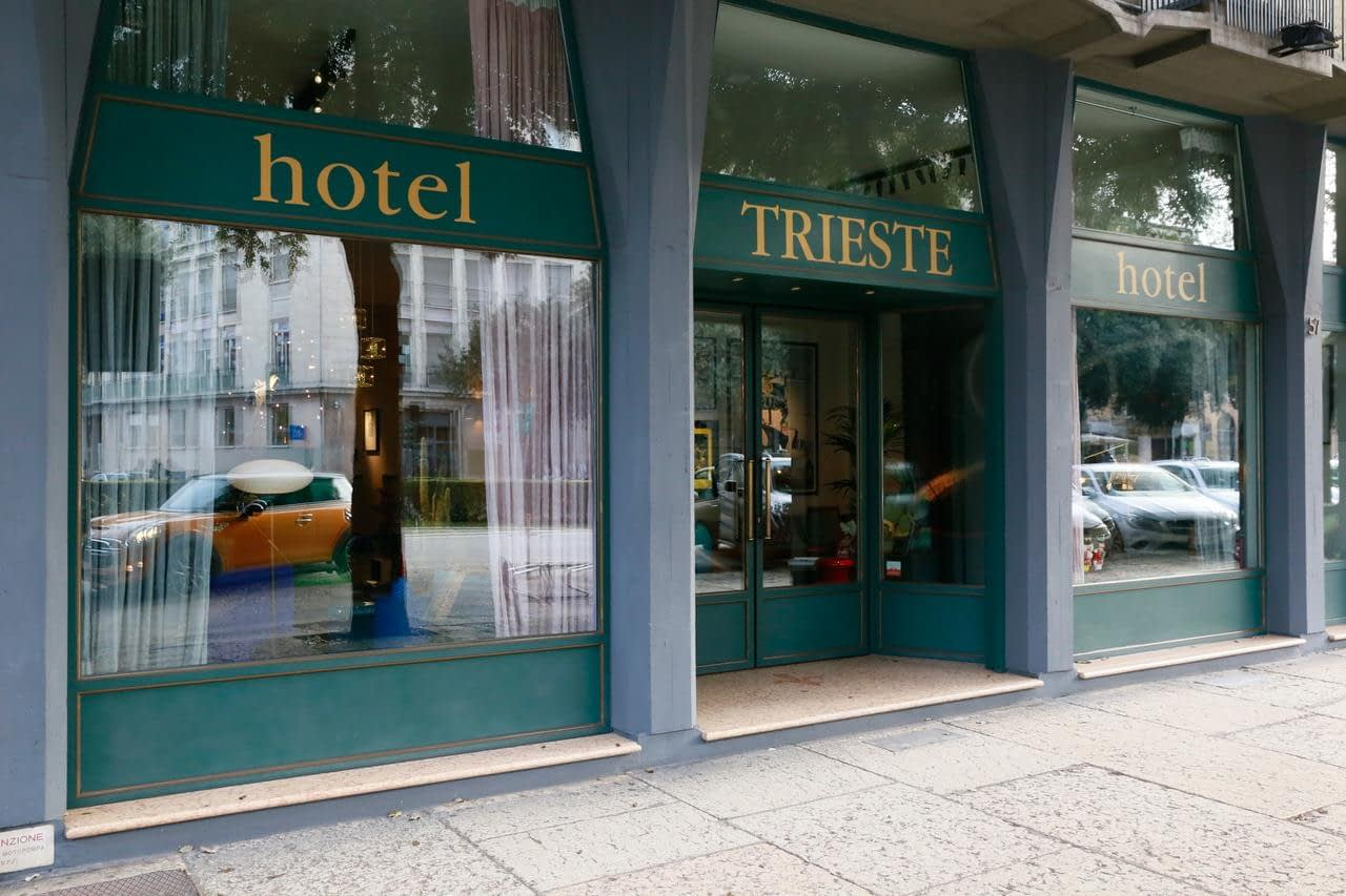 Verona: Hotel Trieste - Adults Only