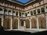 Bologna - San Giovanni Cloister