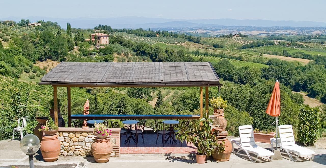 San Gimignano - B&B I Coppi