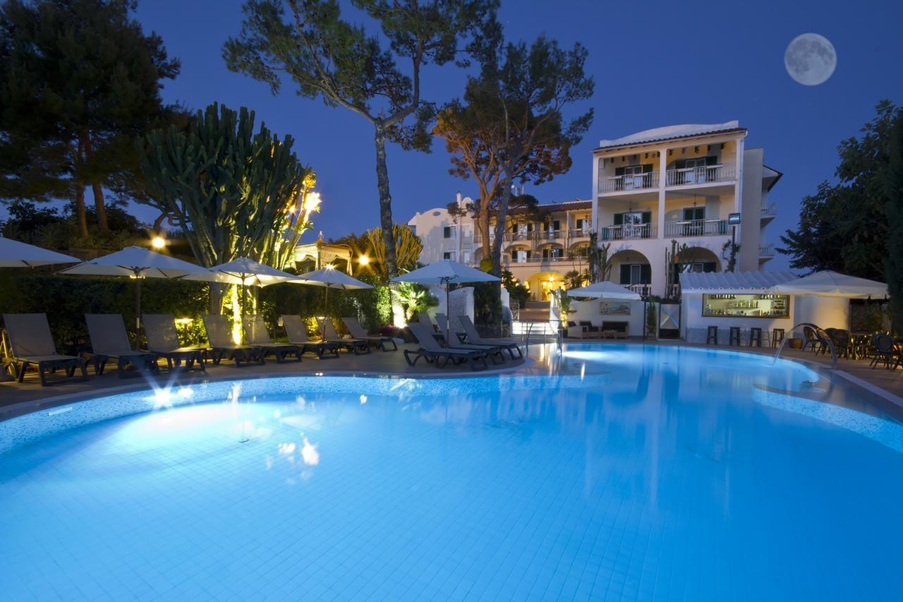 Hotel Hermitage & Park Terme in Ischia