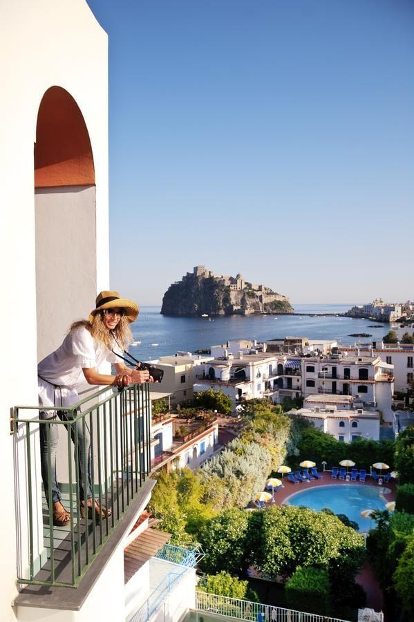 Ulisse Hotel in Ischia
